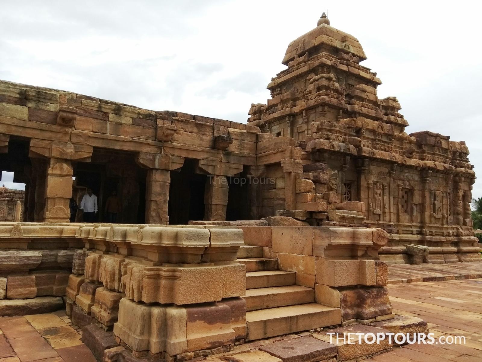 Badami Chalukya Architecture, Karnataka