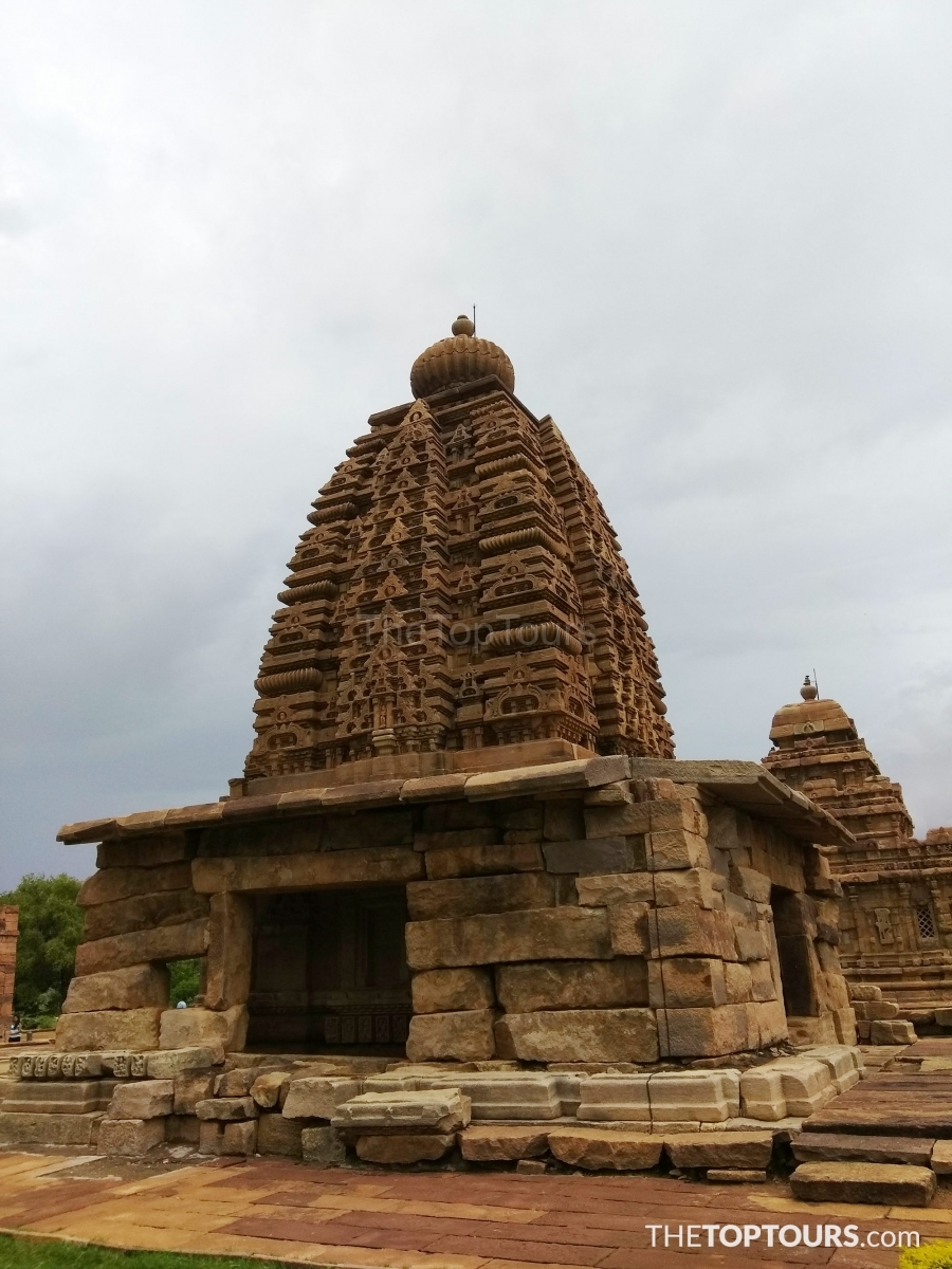 Papanatha Temple, Pattadakallu, Karnataka