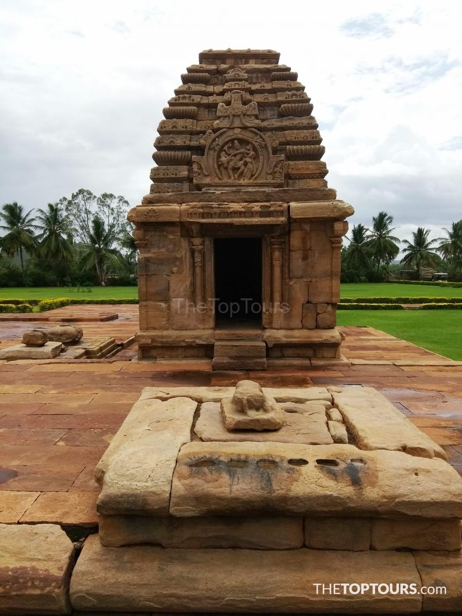 Jambulingeshwara Temple, Pattadakal