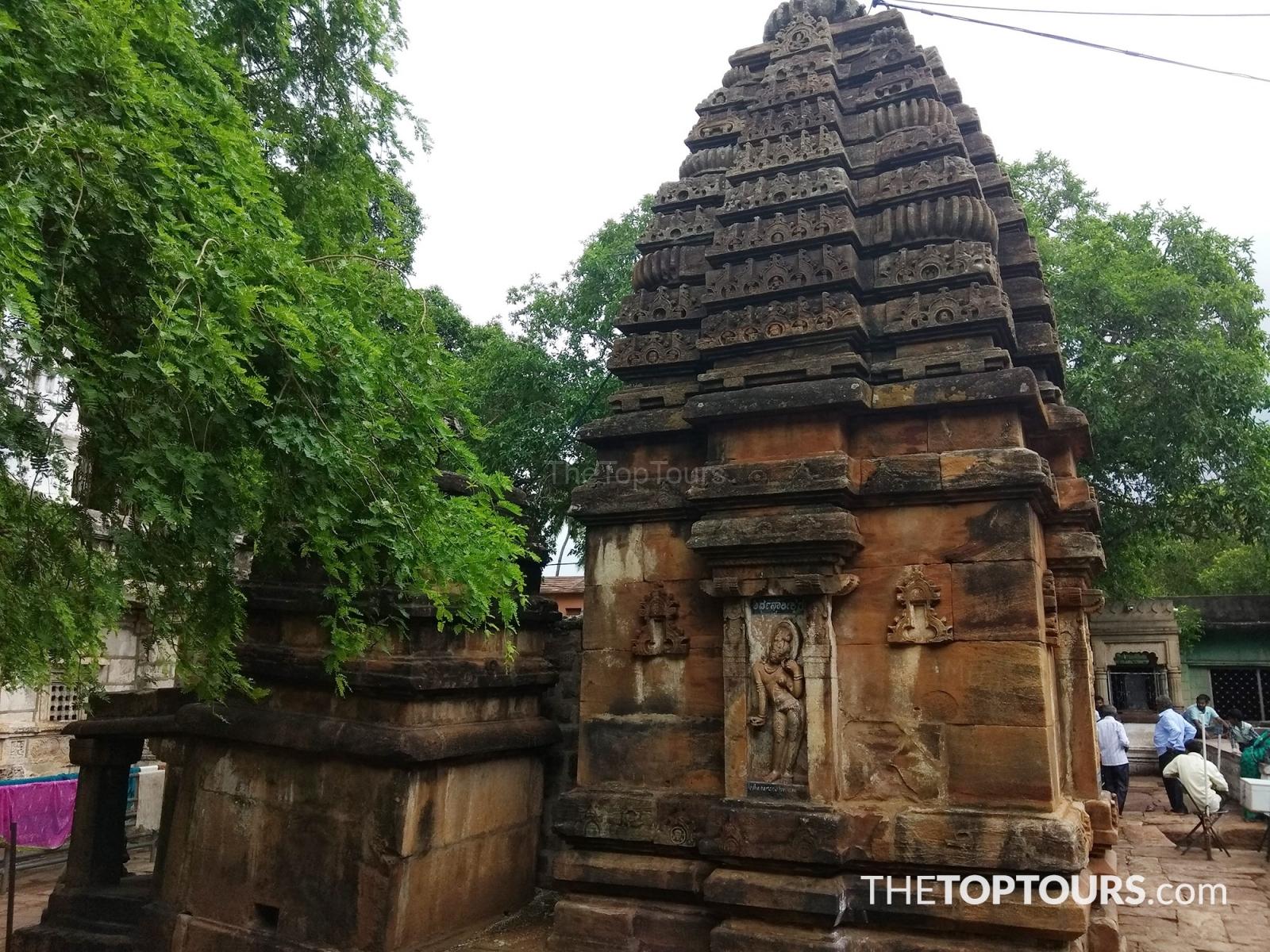 Mahakuteshwar Temple Badami, Karnataka