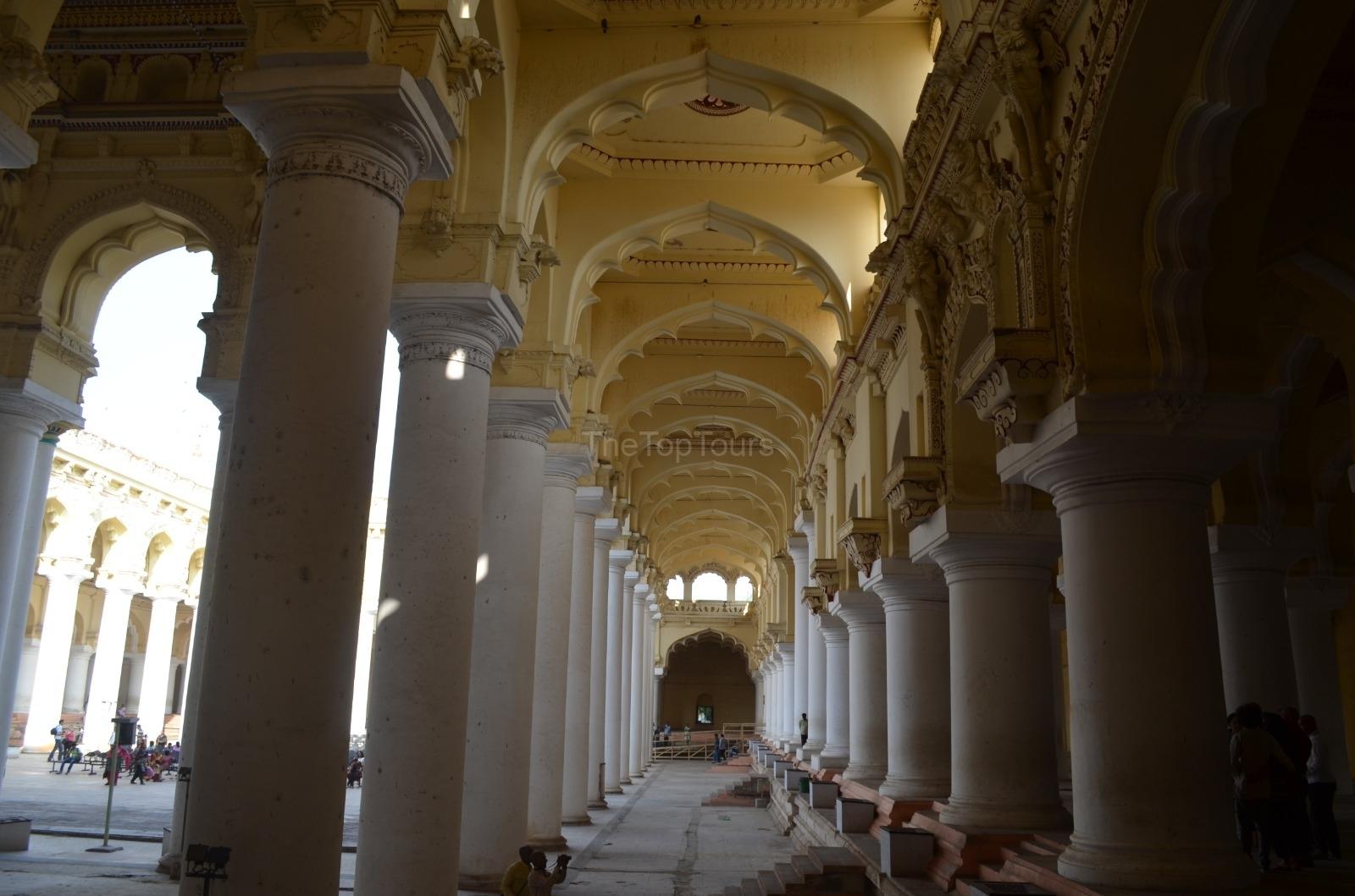 Place To Visit In Madurai Thirumalai Nayakar