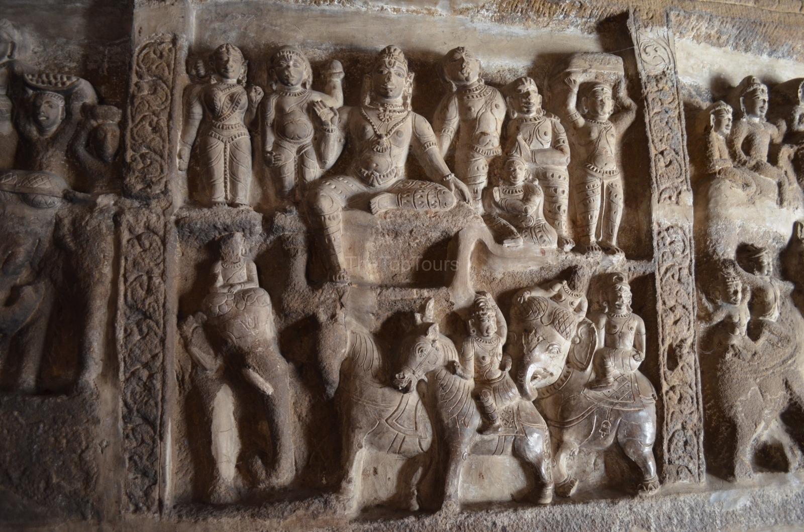 Kanchi Kailasanathar Temple In Kanchipuram Historical Importance, Tamil Nadu