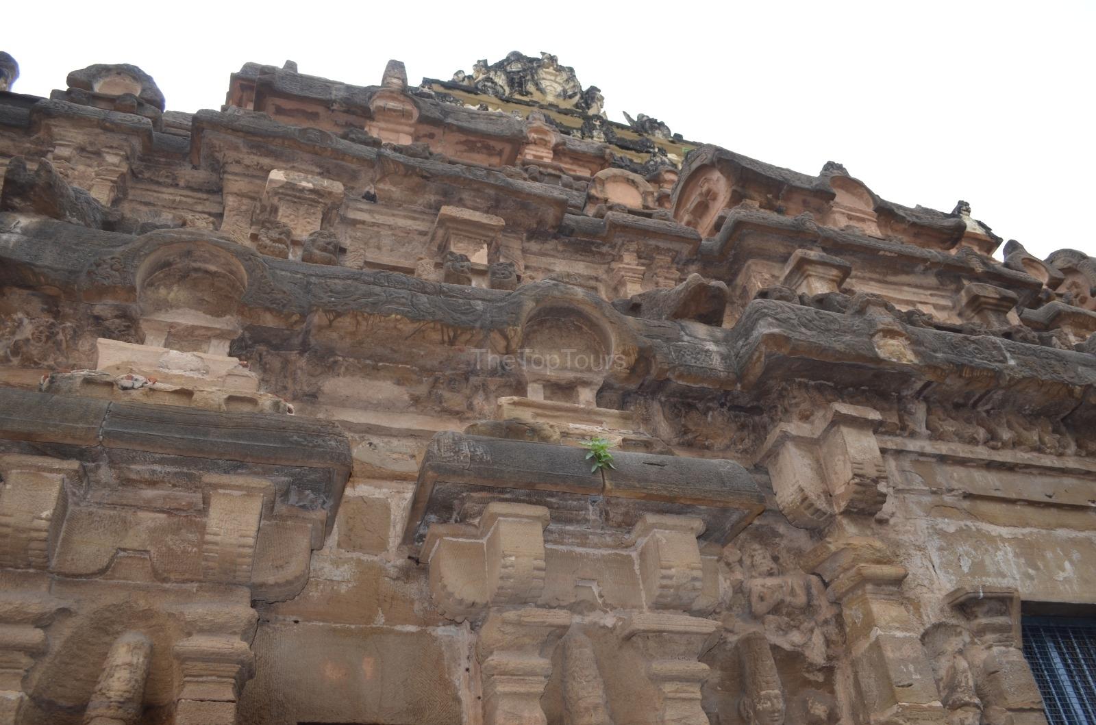 Nageshwara Temple At Begur In Bangalore