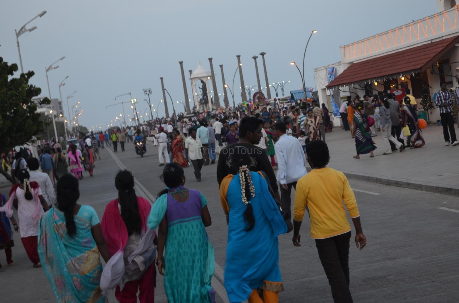 Pondicherry Kanum Pongal Festival, Tamil Nadu
