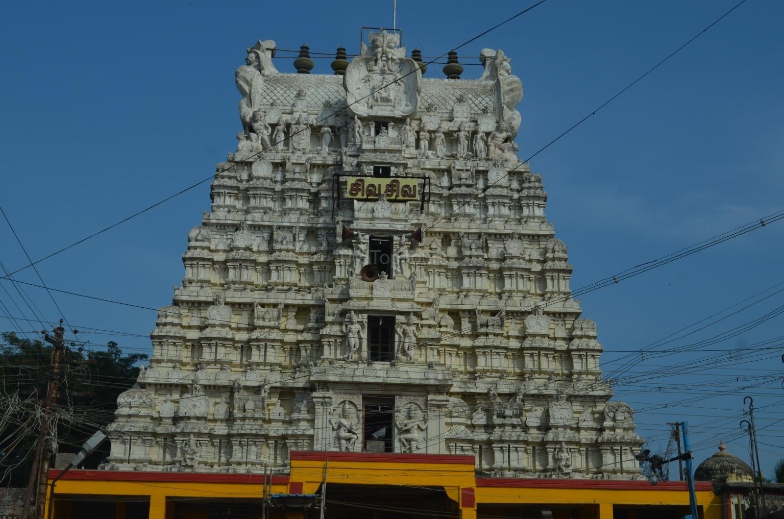 Rameswaram Tourism Arulmigu Ramanathaswamy Temple