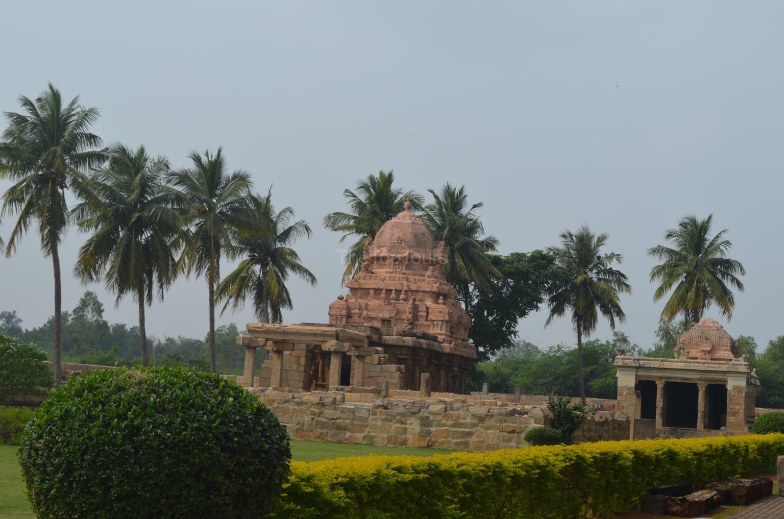 Ranga Mandapam Ruins Gangaikonda Cholapuram, Tamil Nadu