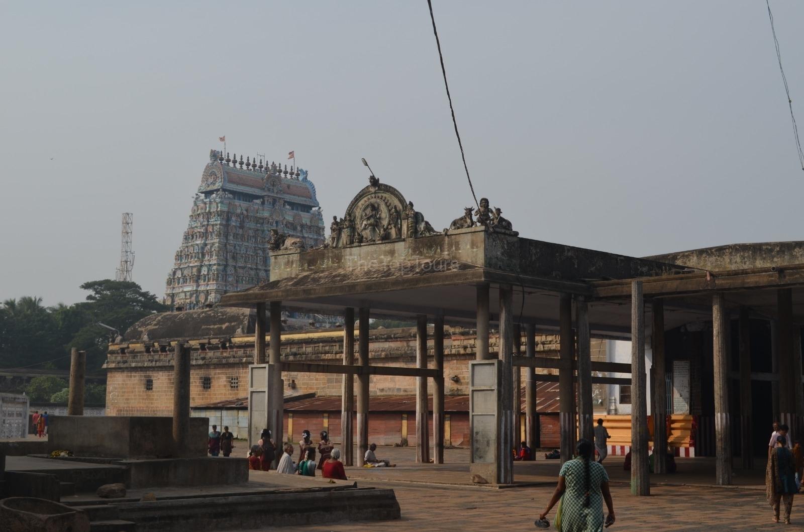 Best Temple To Visit Chidambaram Nataraja Temple at Tamil Nadu