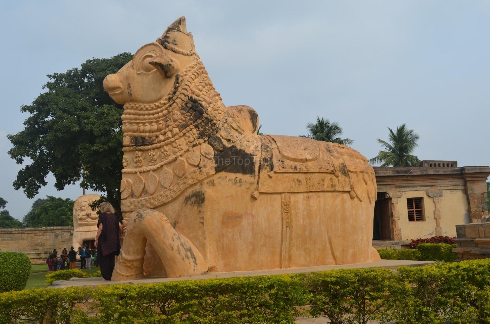 Thanjavur Gangaikonda Cholapuram Templ, Tamil Nadu