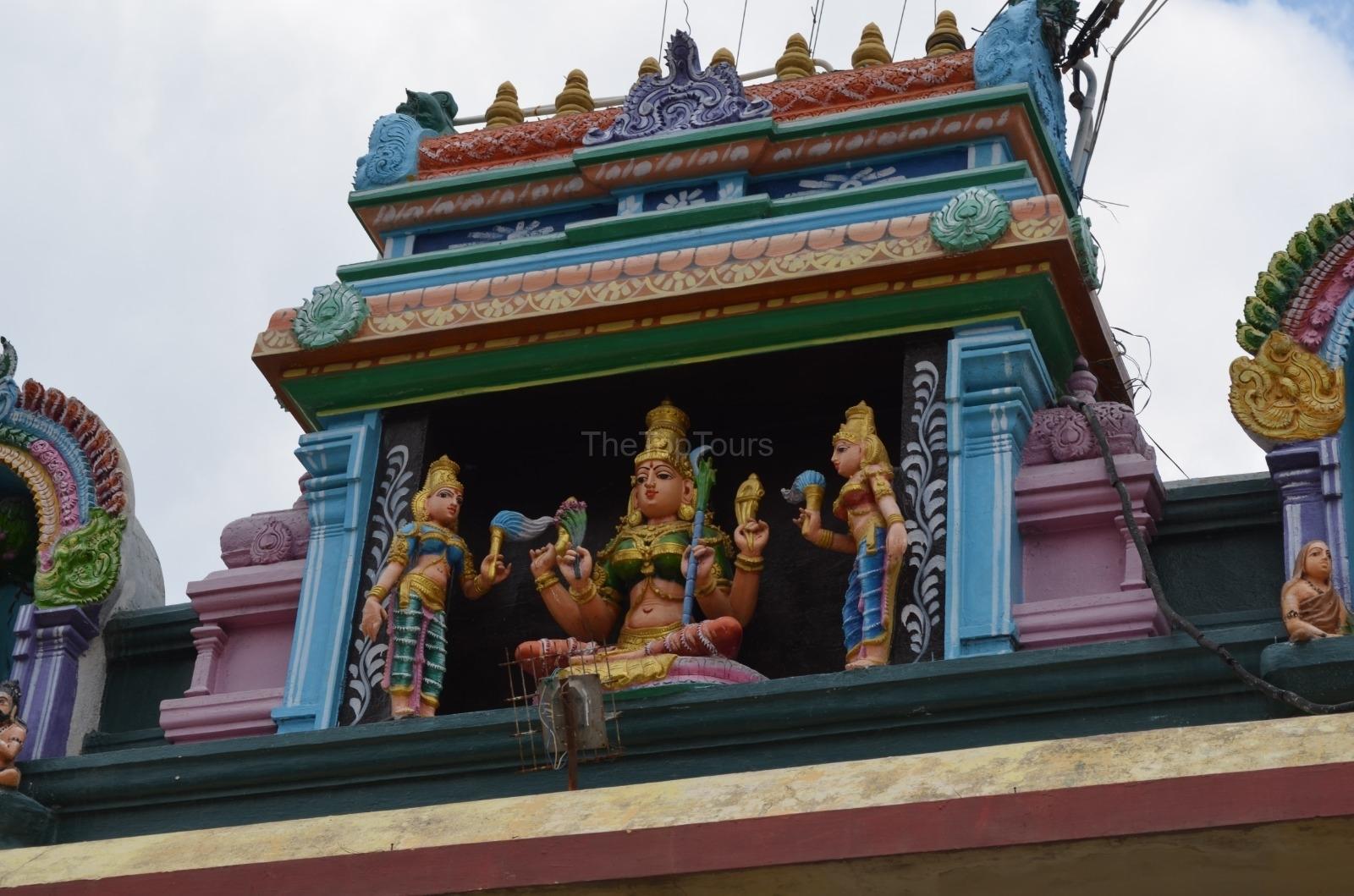 Thanjavur Shri Adhi Mariamman Temple, Tamil Nadu
