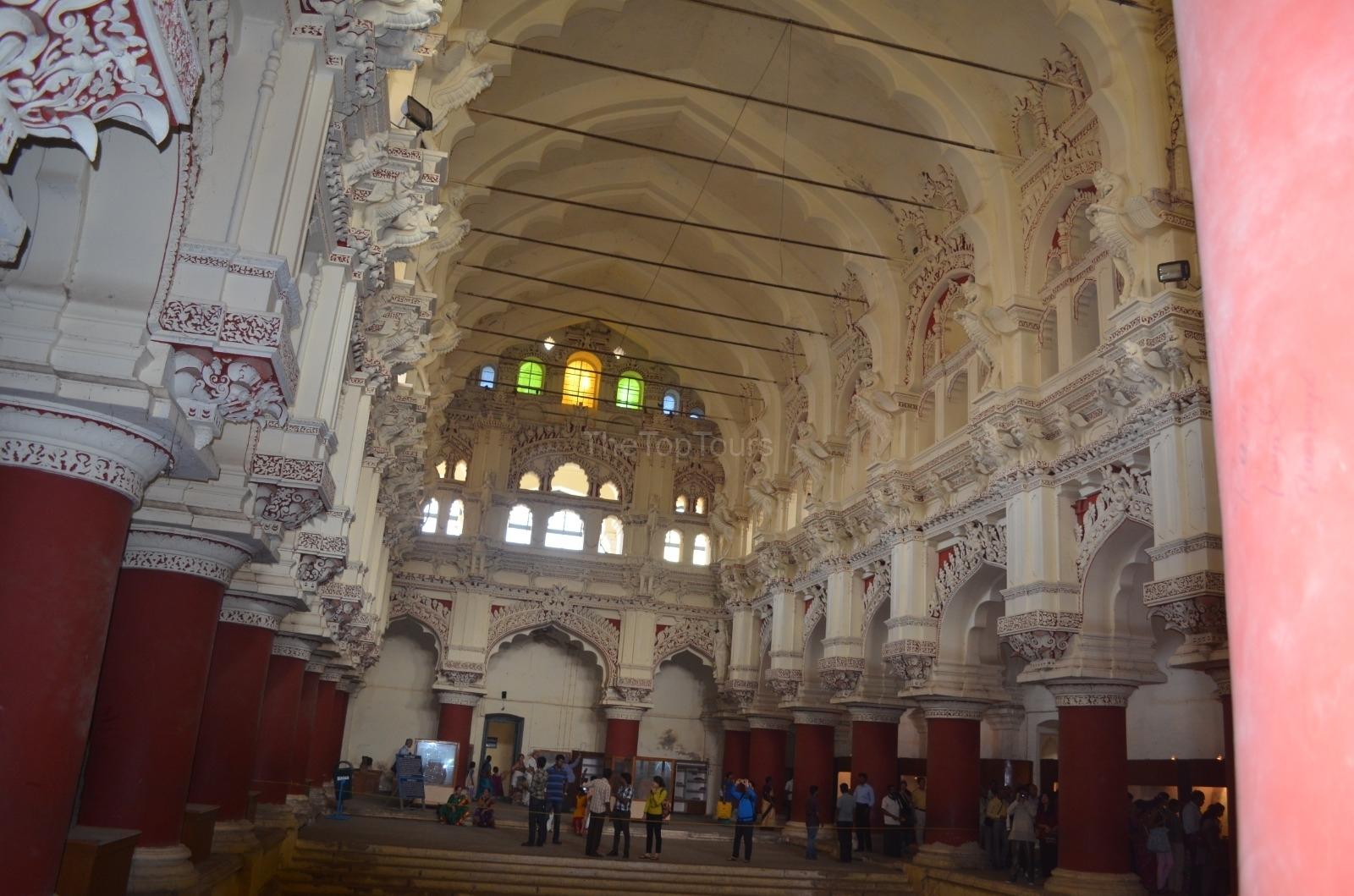 Thirumalai Naicker Mahal Dance Hall Madurai, Tamil Nadu