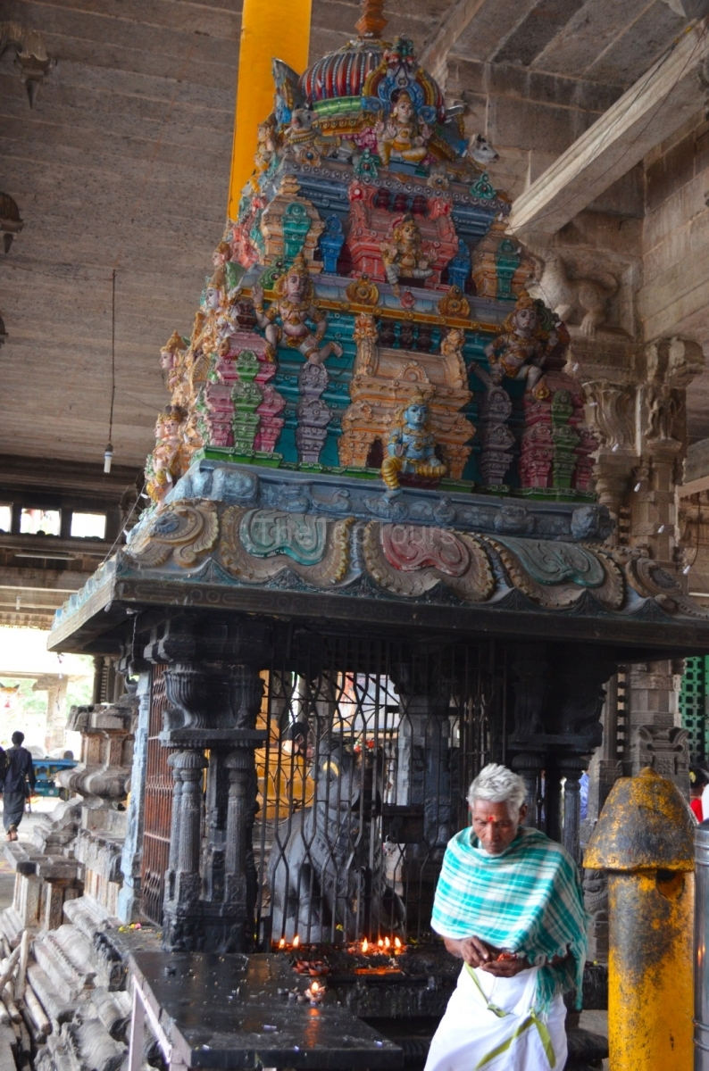 Visiting Places in Kanchipuram Ekambareswarar Temple Kanchipuram Nandi, Tamil Nadu