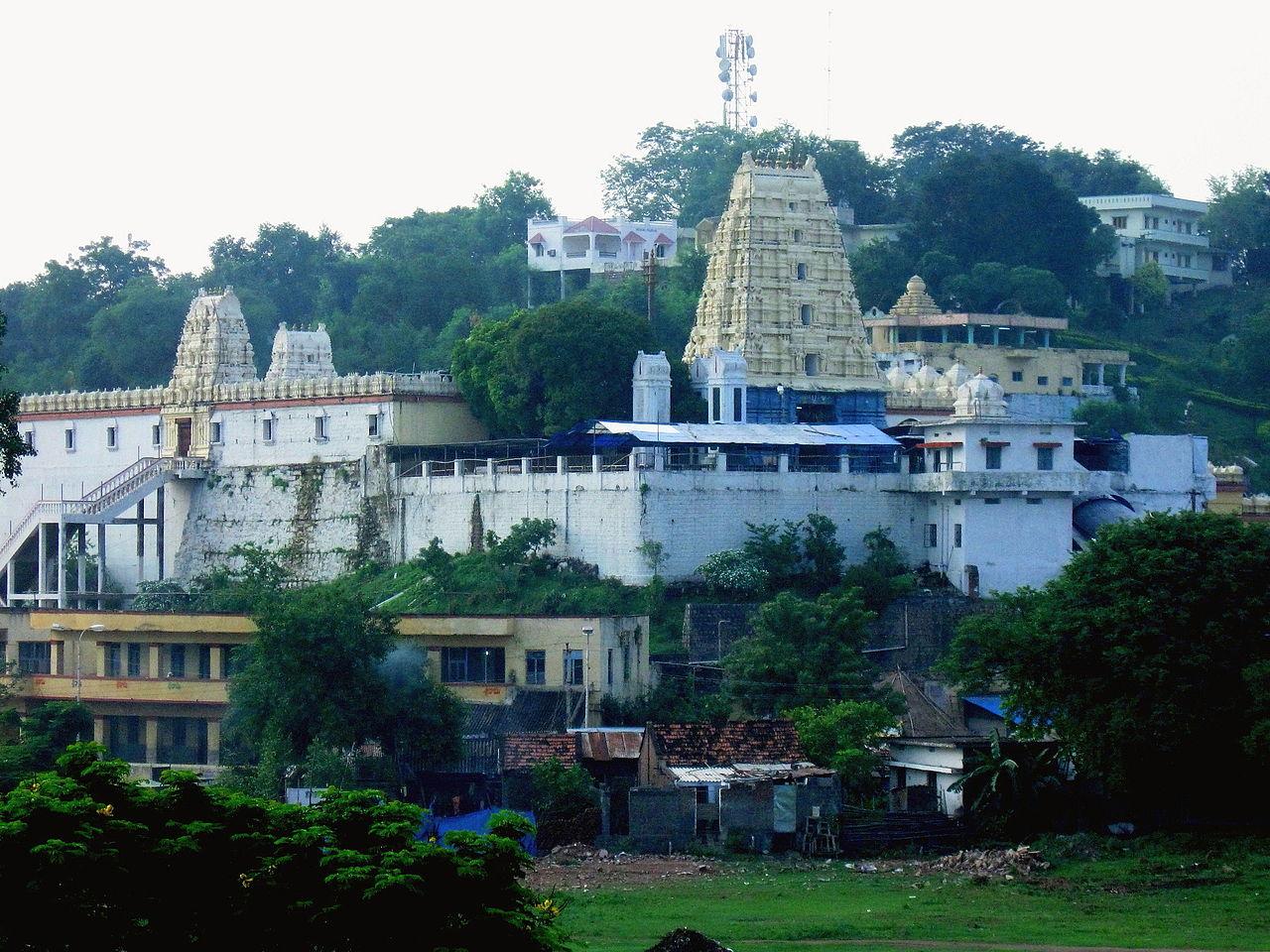 Sri Sita Ramachandra Swamy Temple - Bhadrachalam Temple