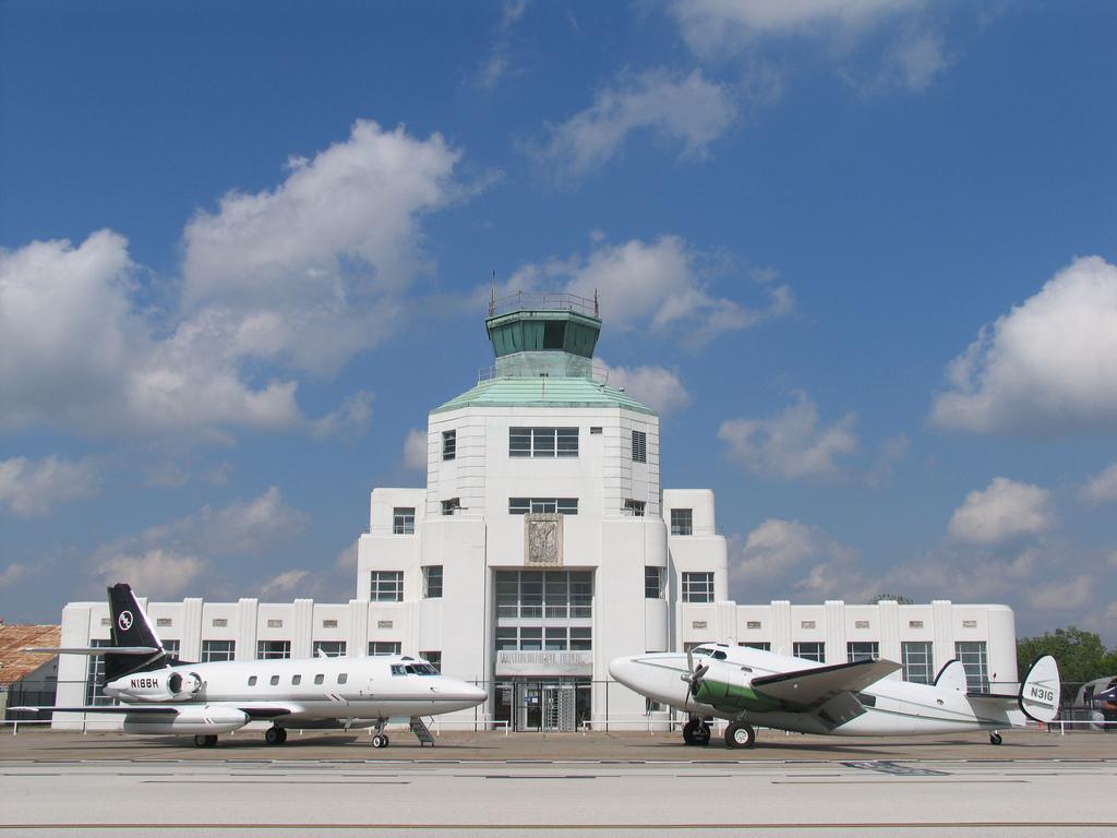 Amazing Historical Landmarks of Houston-1940 Air Terminal Museum