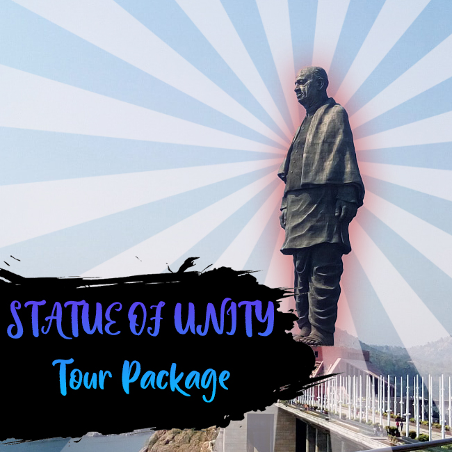 3 Days 2 Nights Statue of Unity Tour Package