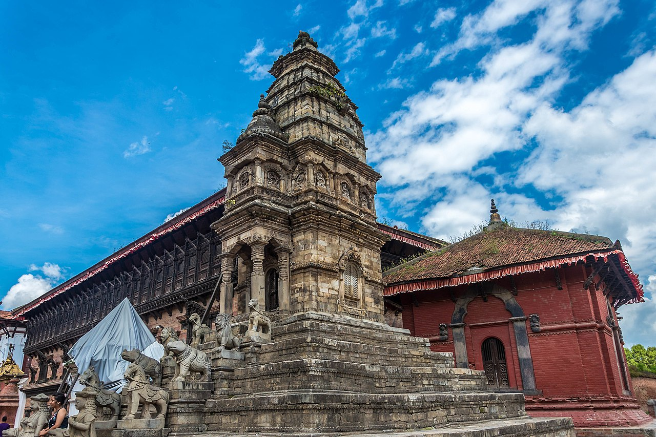 55 Windows Palace - Best Place to Visit in Bhaktapur