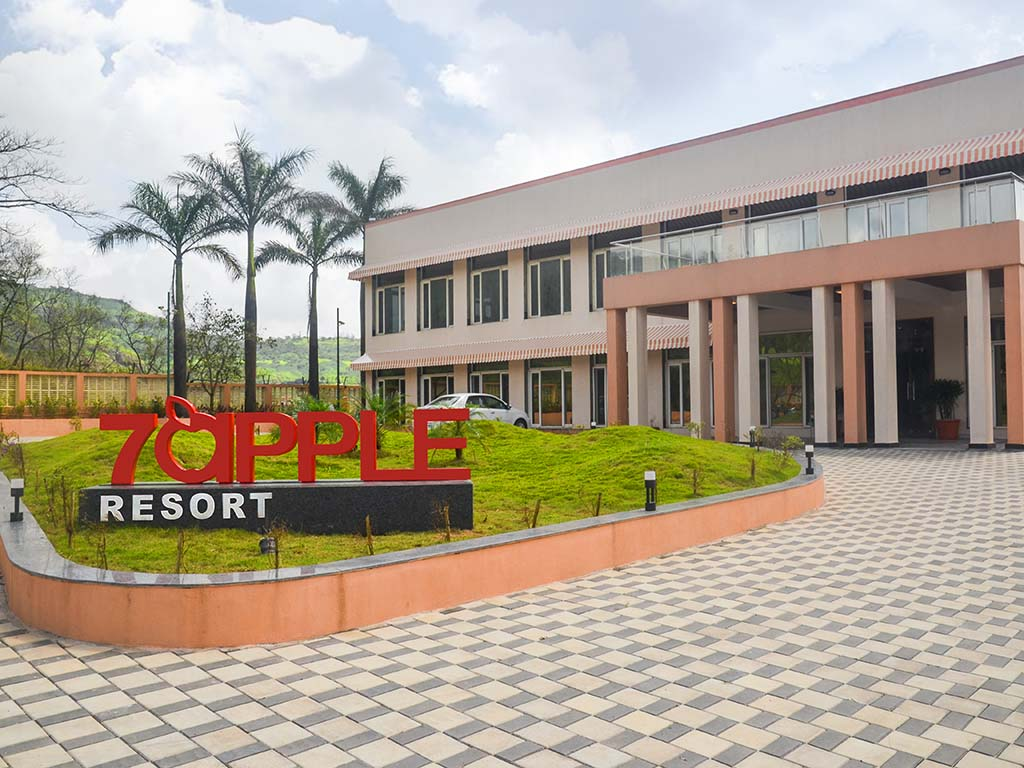 7 Apple Resort - Amazing Resorts in Lonavala For Tourists to Have Memorable Vacation