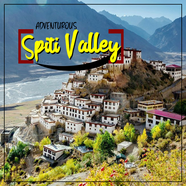 8 Days 7 Nights Shimla Spiti-Valley Tour Package | Himachal Tour Package