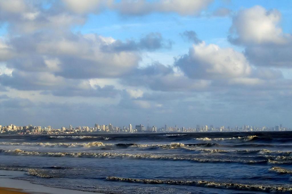 About Versova Beach