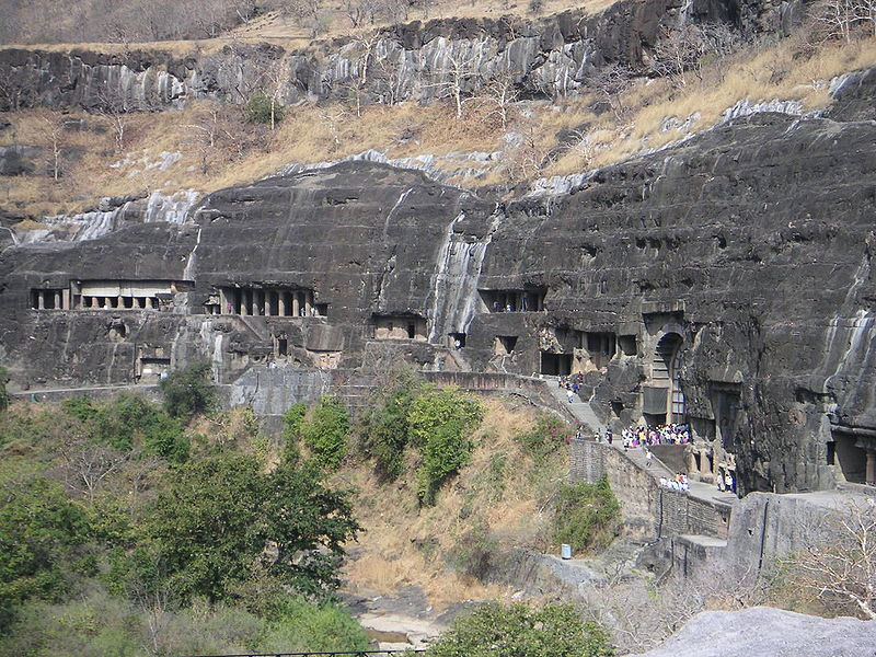 Best Place to See Around Daulatabad Fort - Ajanta Caves