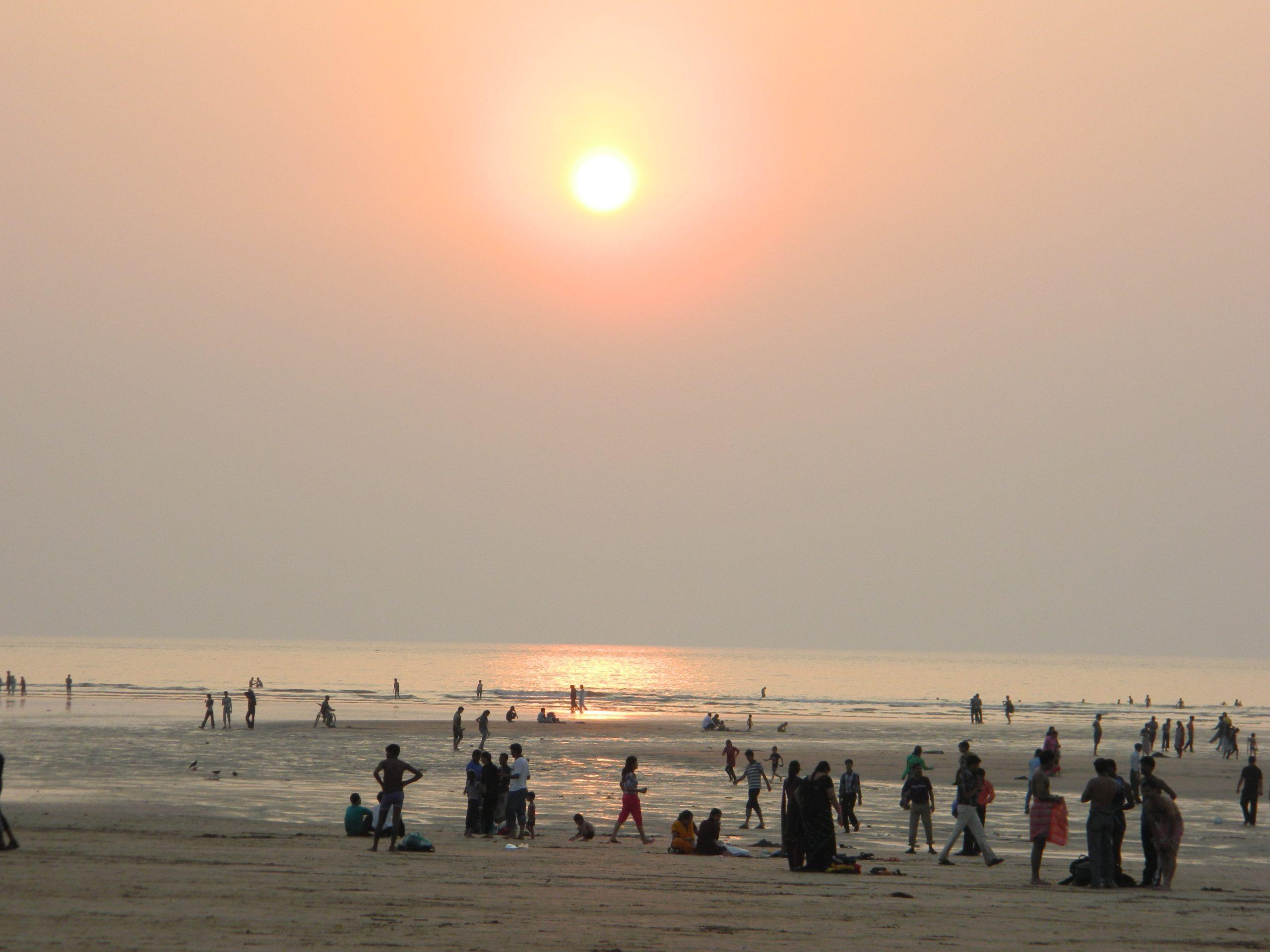 Aksha Beach - Nice Place To Visit Near Babu Amichand Panalal Adishwarji Temple