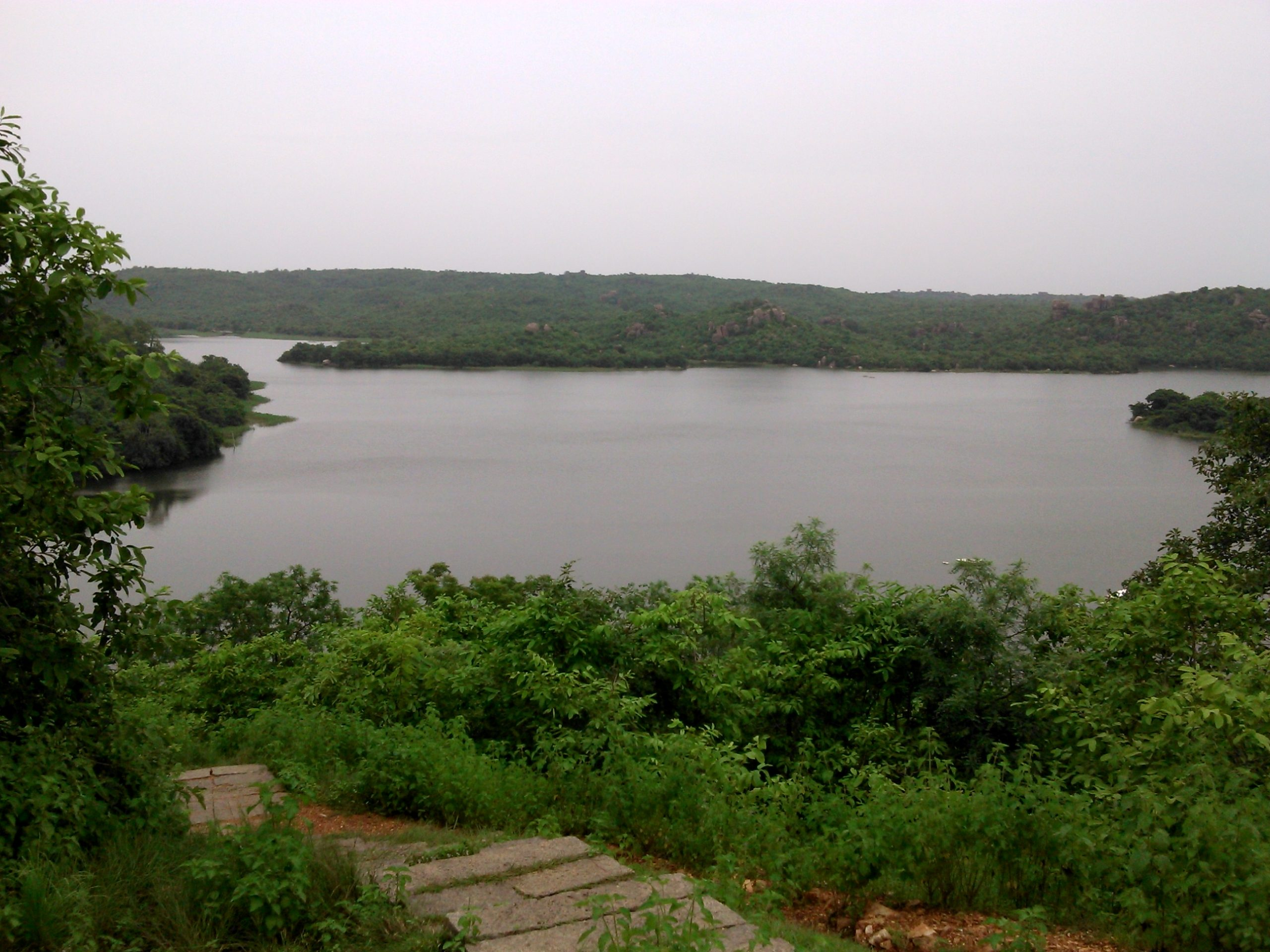 Top Place to See Near The Mallaram Forest - Ali Sagar Lake