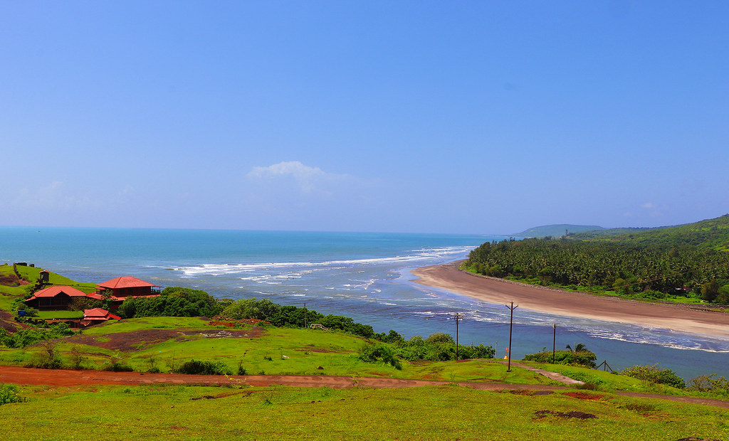 Best Place To Visit Near Suvarnadurg - Anjarle Beach