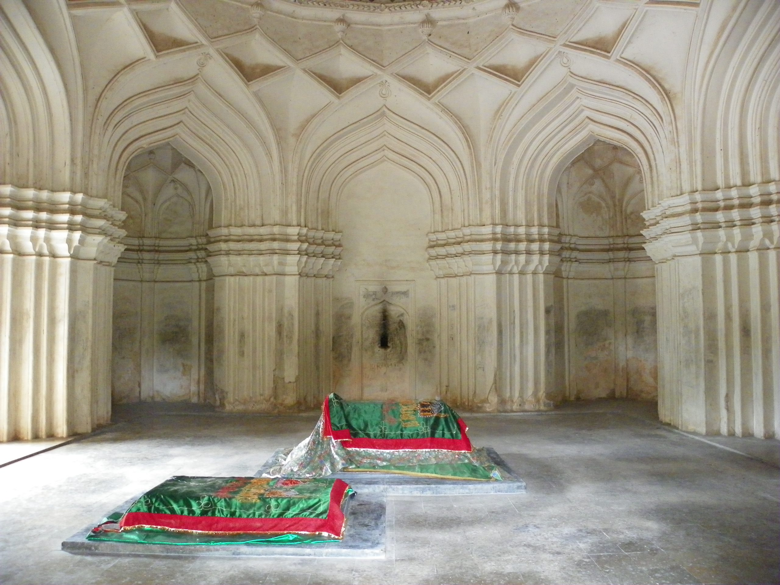 Architecture of Qutub Shahi Tombs