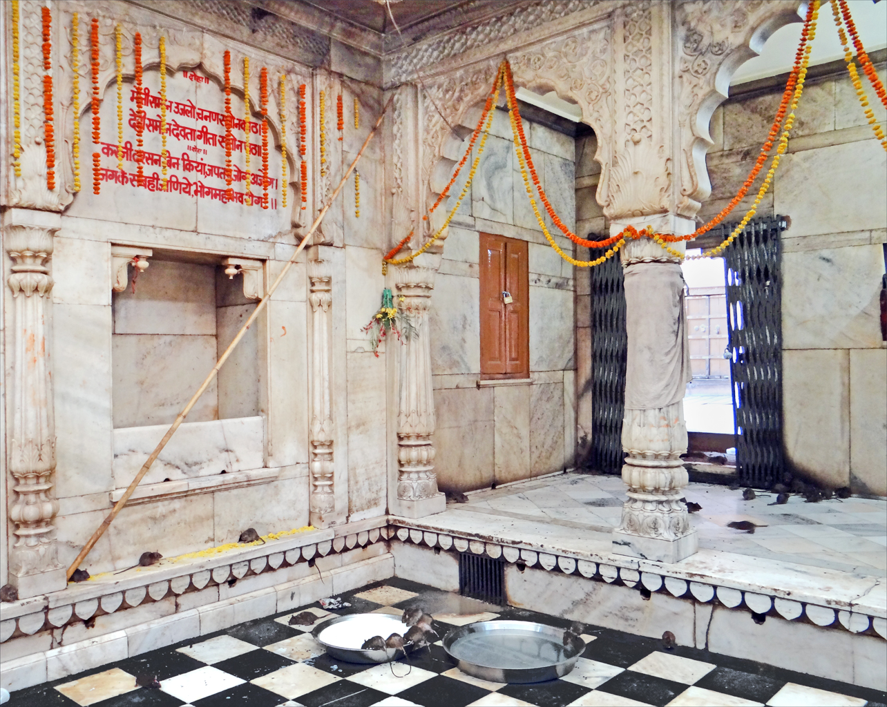 Architecture of the Karni Mata Mandir