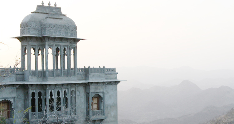Architecture of the Monsoon Palace