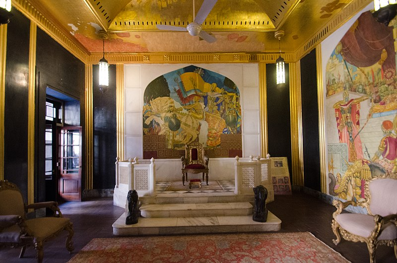 Architecture of the Umaid Bhawan Palace