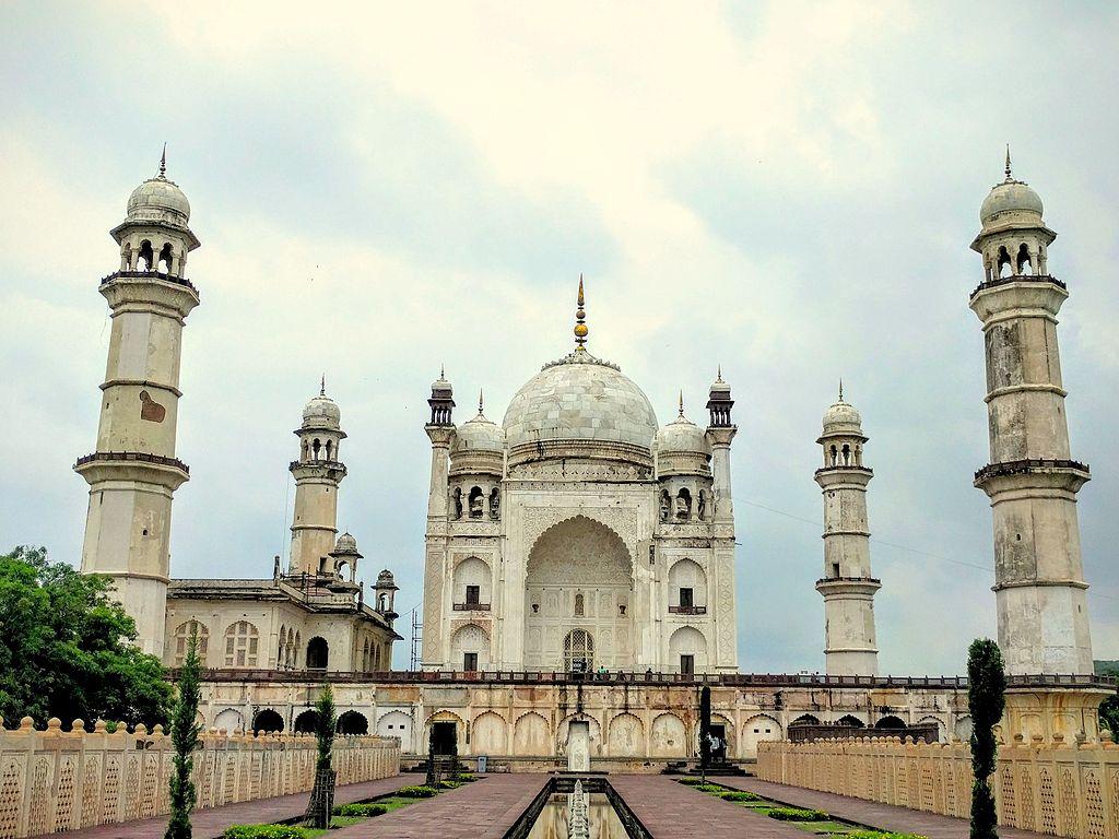 Top Place to See Around Daulatabad Fort - Bibi ka Maqbara