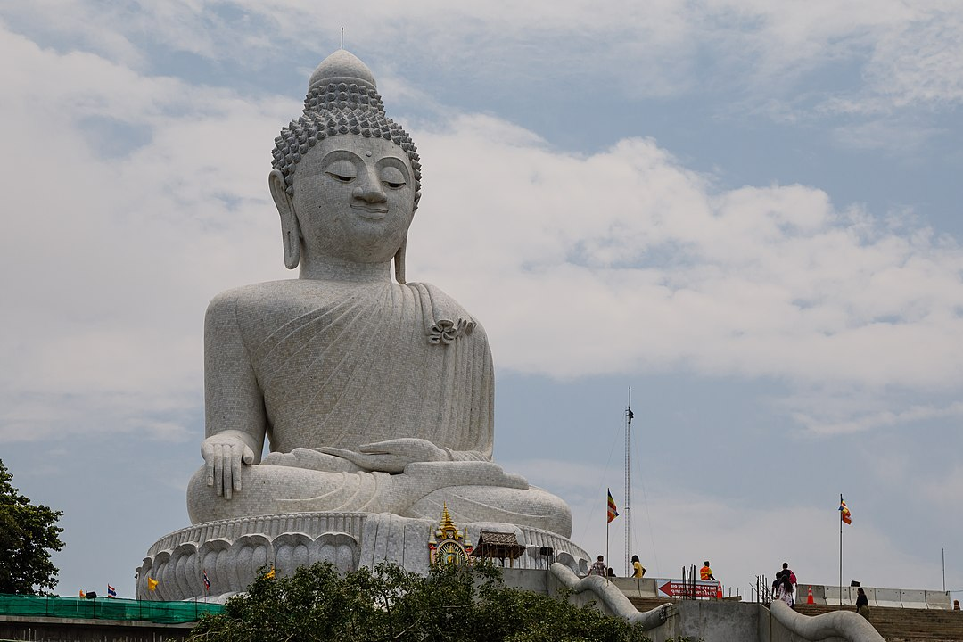 Visit The Revered Landmark of Big Buddha - Great Place to Vist in Phuket