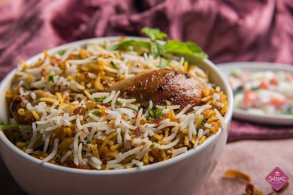 Biryani - Top Dish In Pune That You Must Taste