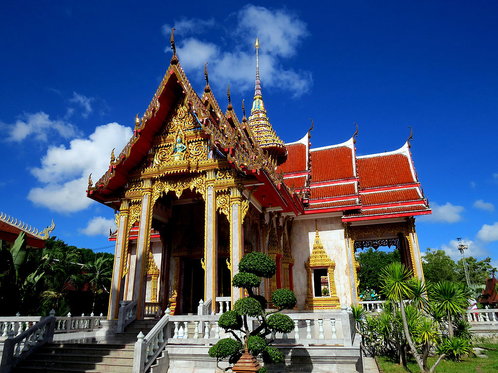 Top Famous Place to Visit in Phuket - Learn From The Life of Buddha At Wat Chalong
