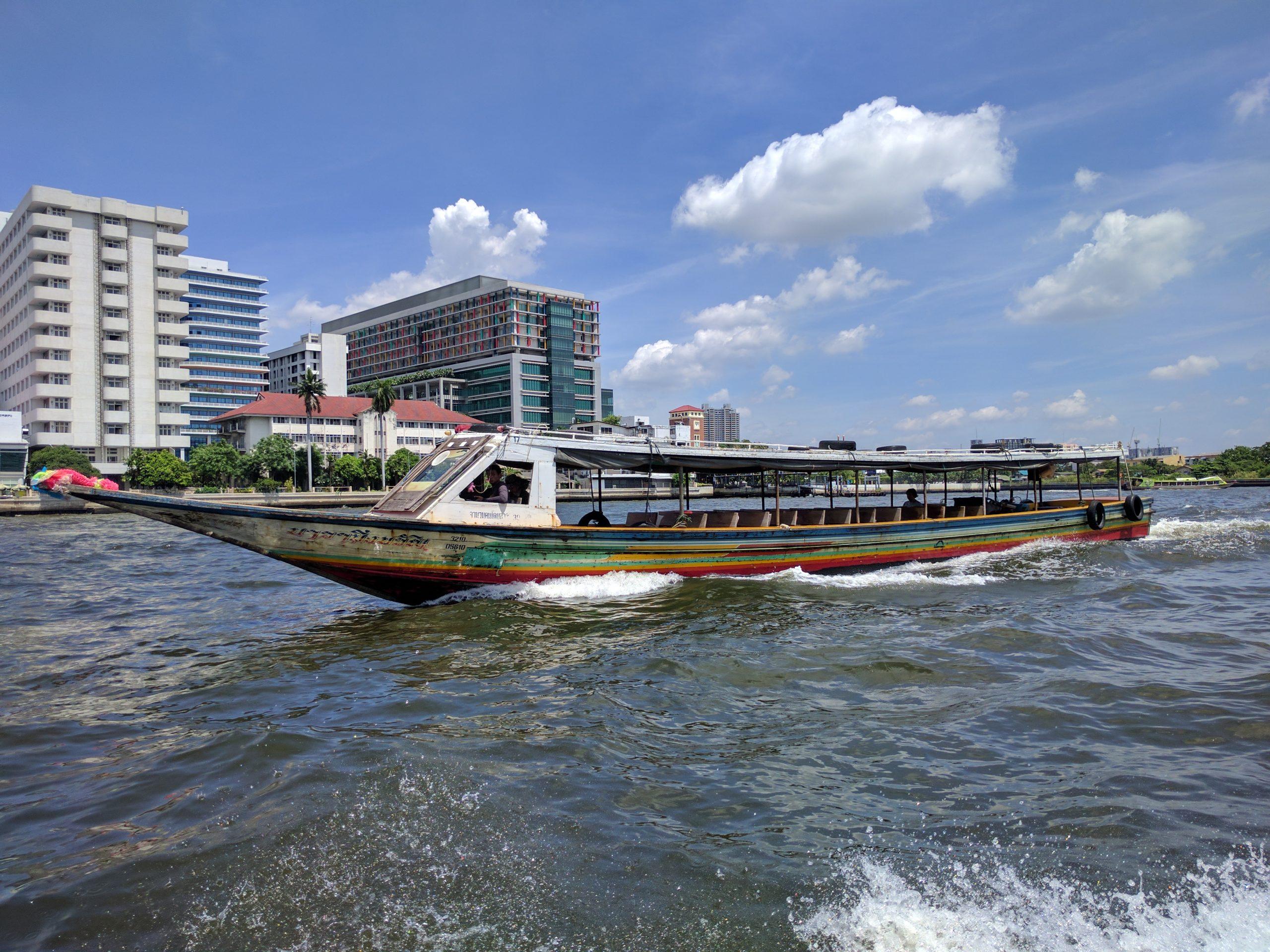 Top Place to Visit in Bangkok-Chao Phraya River