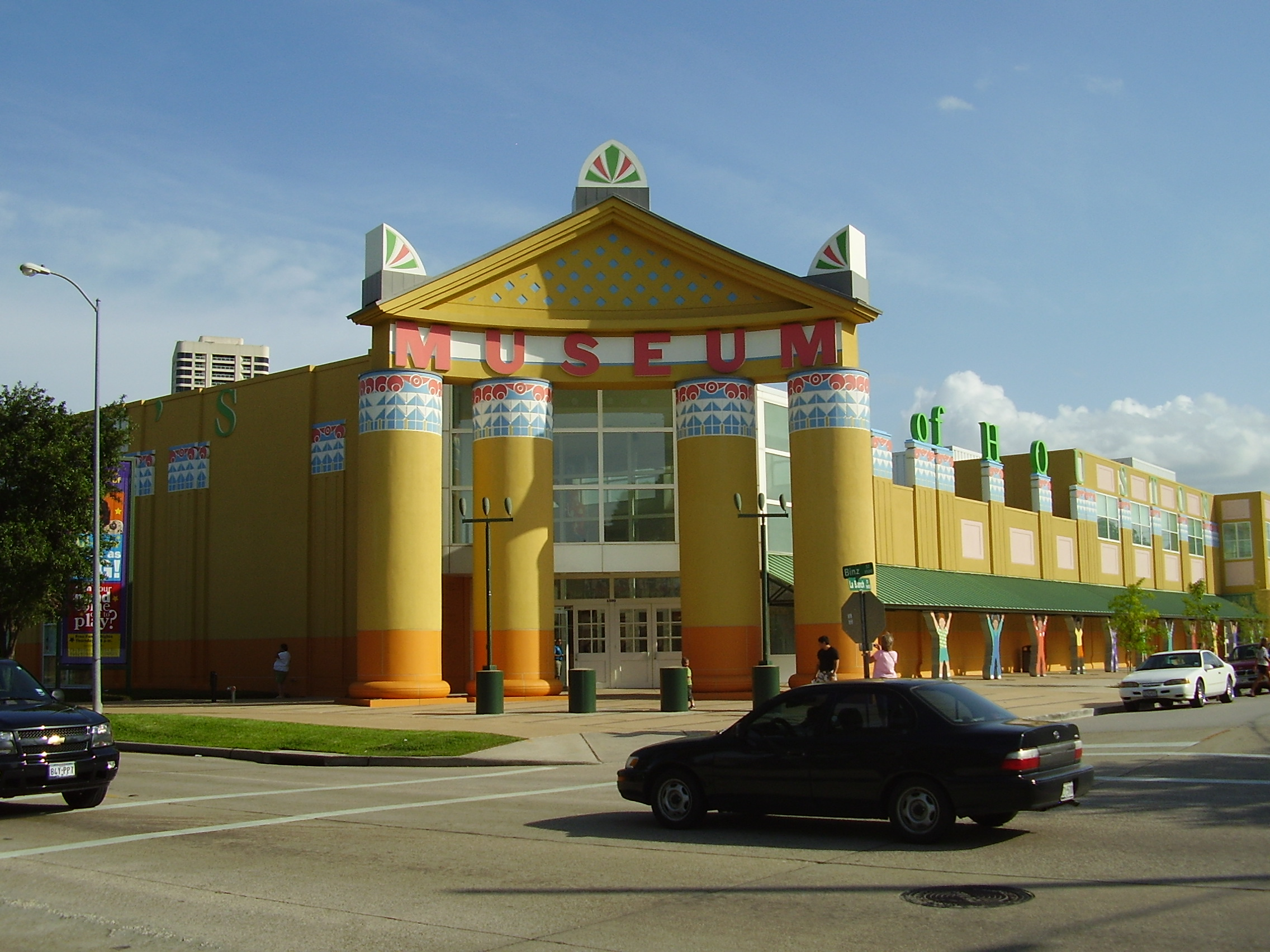 Children's Museum Must Visited Place in Houston