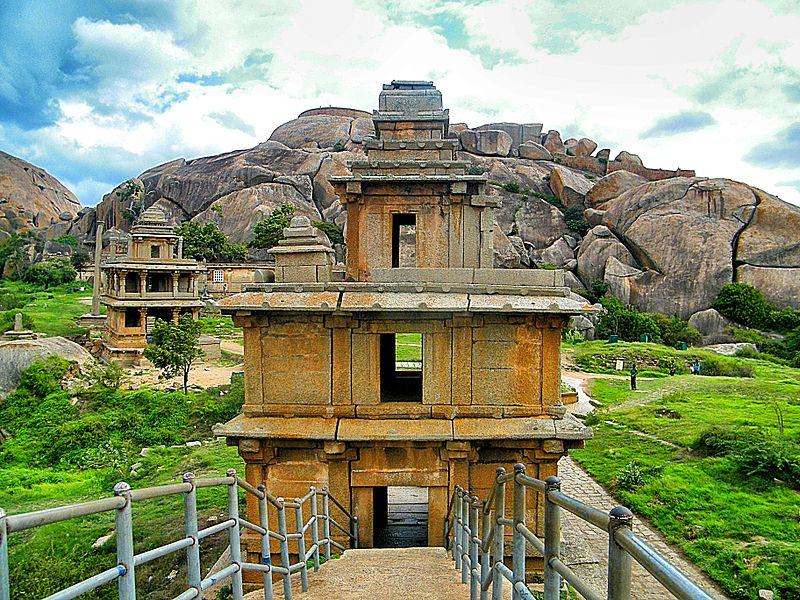 Chitradurg Fort In Karnataka