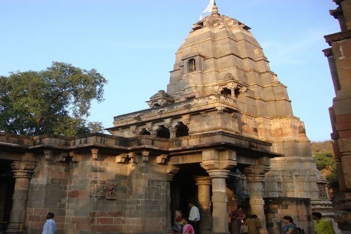 Top Place to Visit Near Paranda Fort - Dhakte Tuljapur Temple