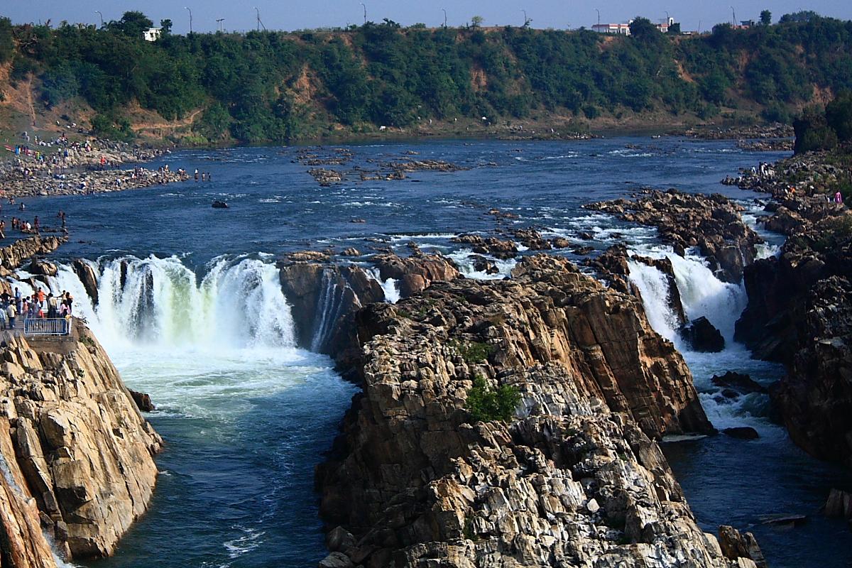 Dhuandhar Falls Best Place In Jabalpur