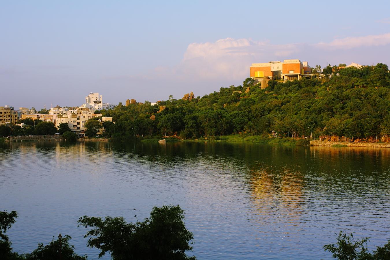 Durgam Cheruvu or Secret Lake - Beautiful Tourist Place in Hyderabad
