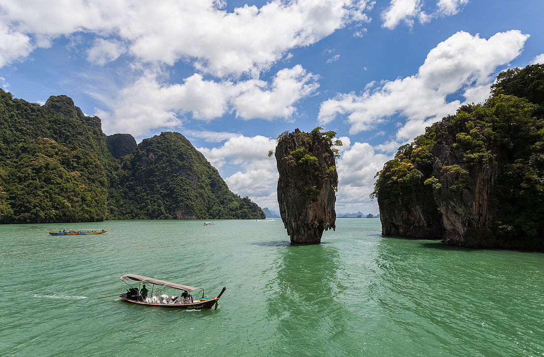 Explore Flora and Fauna At James Bond Island - Best Places to Vist in Phuket