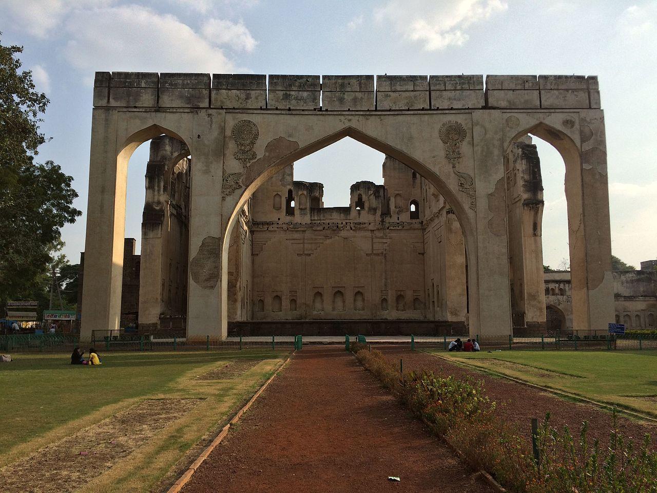 Gagan Mahal at Vijayapura