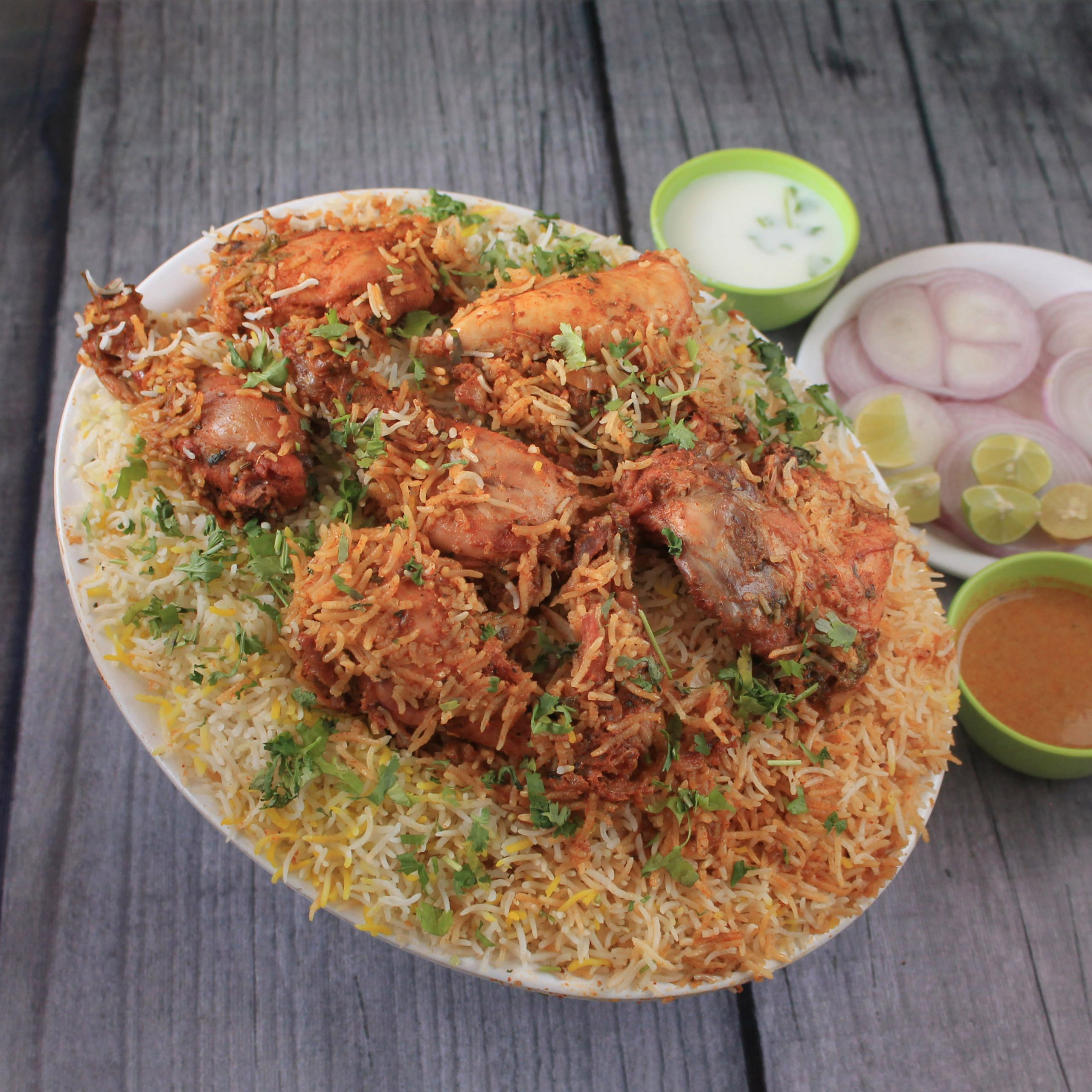 Best Place To Eat Near Qutub Shahi Tombs - Green Bawarchi Restaurant