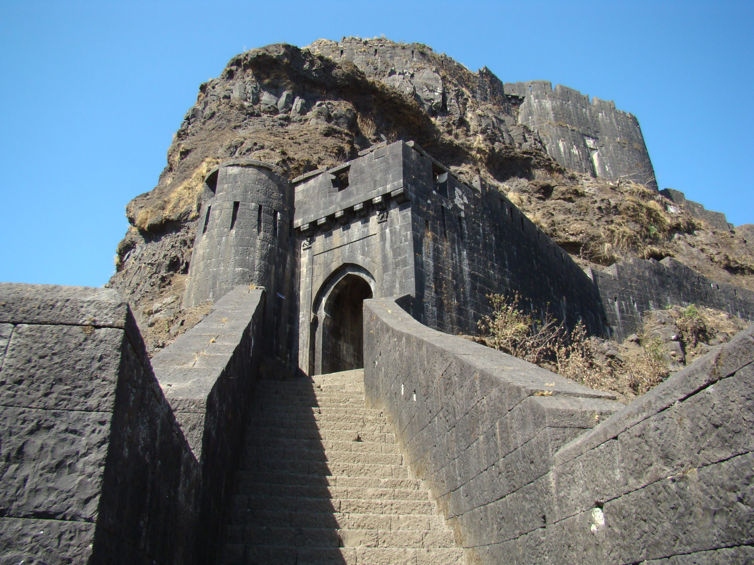 Historical Importance of Lohagad Fort