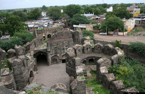 Historical Importance of Paranda Fort