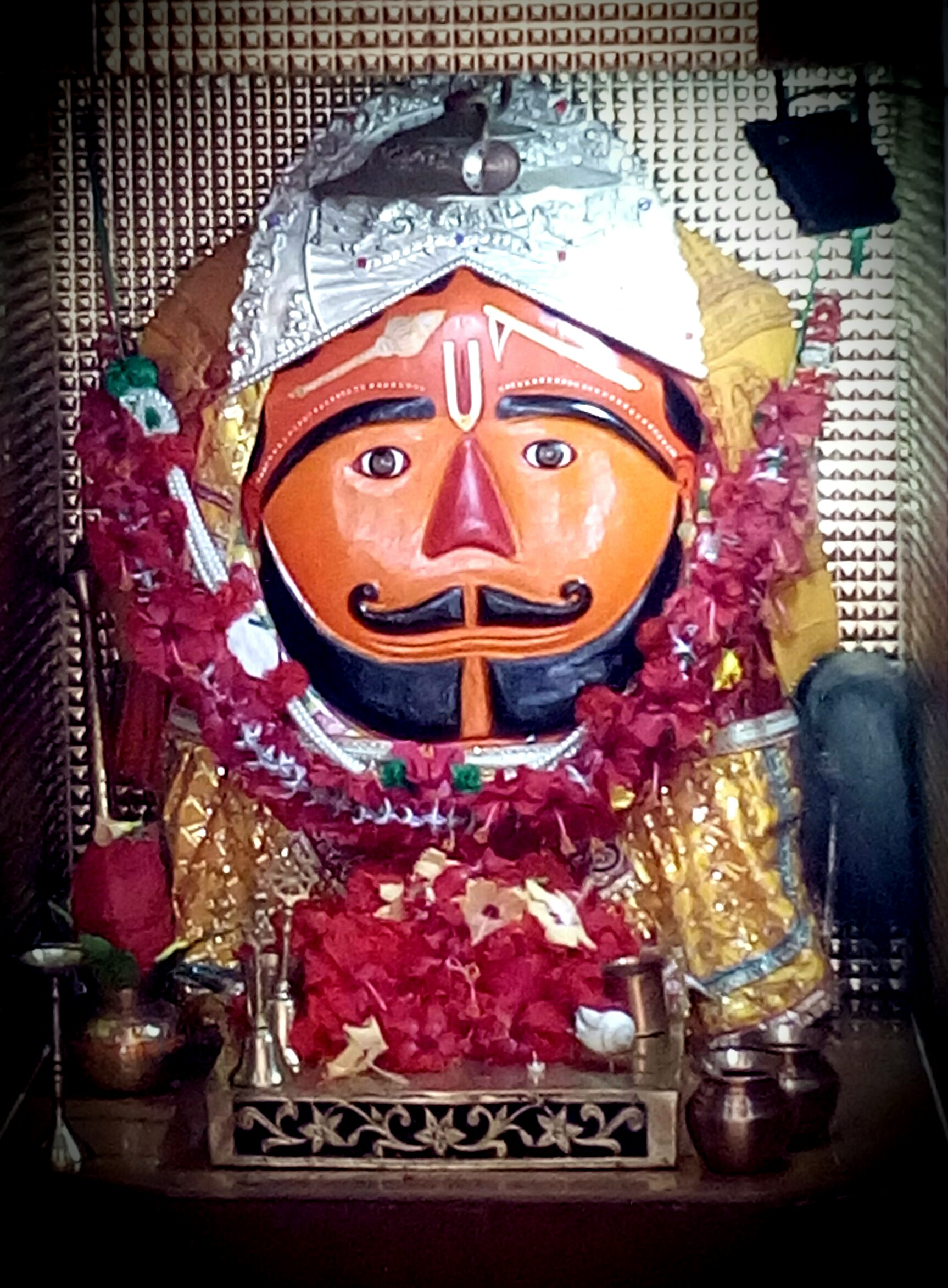 History and Legends of the Salasar Balaji Temple