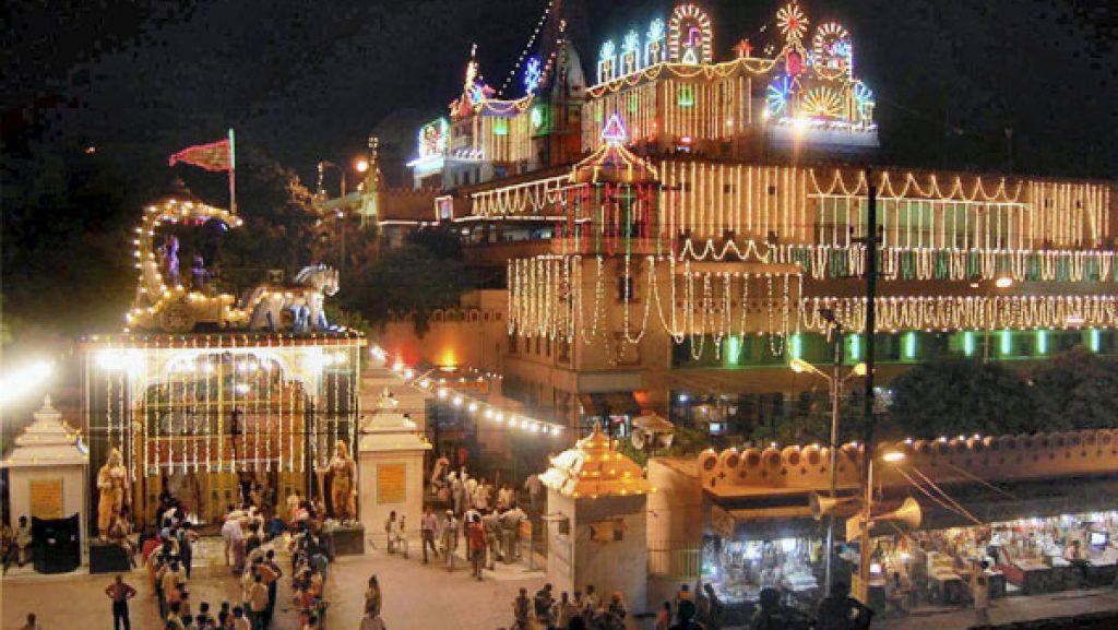 History of Krishna Janmasthan Temple