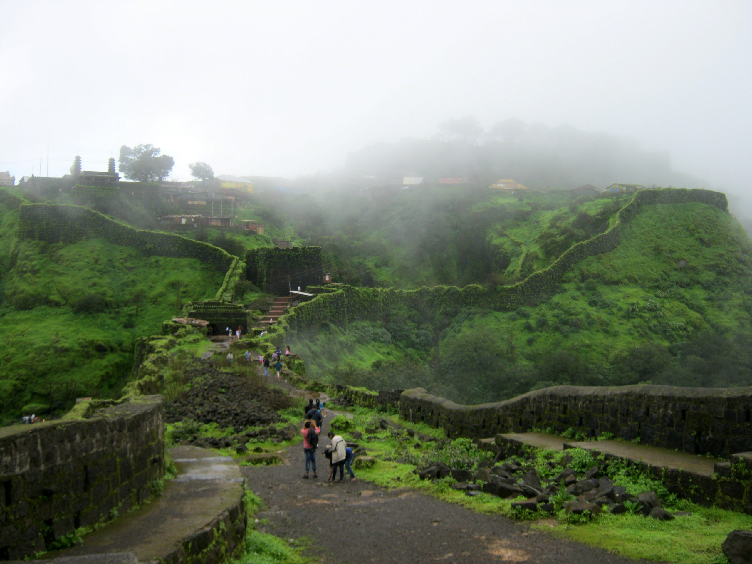 How To Get To Pratapgad Fort