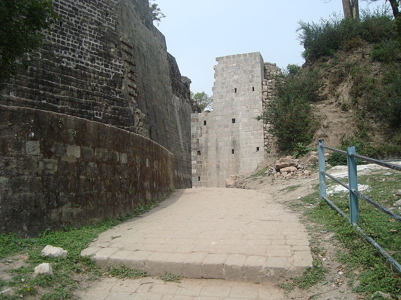 How To Reach Kangra Fort