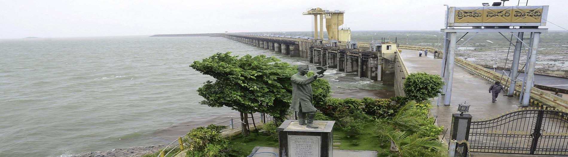 How to Reach Pochampadu Dam